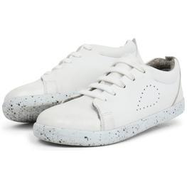 Zapatos para niños BOBUX Kid+ Grass Court Blanco