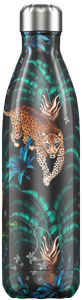 Botella Chillys 750 ml Tropical Leopardo
