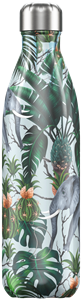 Botella acero inoxidable Chillys 750 ml  Tropical elefante