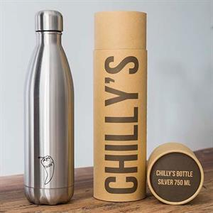 Botella Chillys 750 ml Acero inoxidable