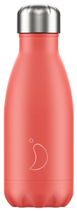 Botella térmica Chilly´s 260 ml Pastel Coral