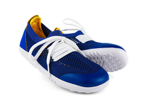 Deportiva Play Knit Azul Blueberry