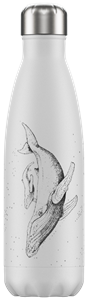 Botella térmica Chilly´s Sea Life Ballena 500ml.