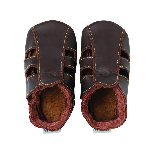 Sandalia marrón bobux originals